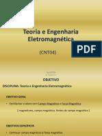 CNT04 - Teoria Da Engenharia Eletromagnetica 20160826