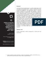 Analisis Prospectivo Del Desarrollo De La Delincuencia