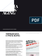 Tipografia y Packaging