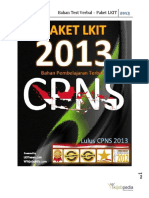 Bahan Test Verbal CPNS