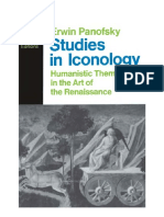 Studies in Iconology (Introductory) - Erwin Panofsky