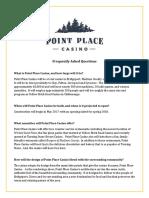 FAQ Point Place Casino FINAL