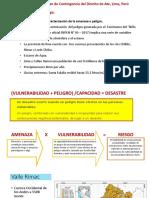 Plan de Contingencia. Estimacion Del Riesgo.