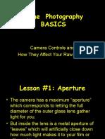 Some Photography BASICS