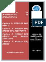 DEBER #1 MODELOS DE INVENTARIOS
