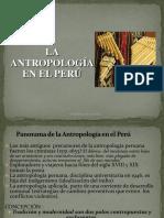 Antropologia en El Peru