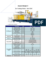 Cold Chamber Die Casting Mesin