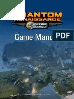 Massive Assault Phantom Renaissance - Manual