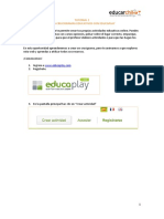 1. Crucigramas educativos