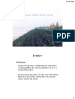 3-Coastal, River Bank and Hill Slope Erosion Control
