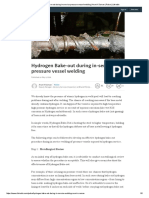 Hydrogen Bake-out During in-service Pressure Vessel Welding _ Arun K Soman _ Pulse _ LinkedIn