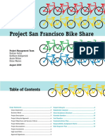 Bike Share Report