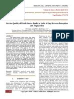 ServiceQualityOfPublicSectorBanksInIndiaAGapBetweenPerceptionAndExpectation(573-578)