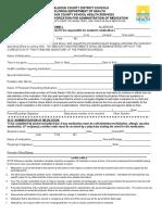 Auth to Admin Medication Calhoun 2014