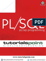 Plsql Tutorial by Sank