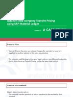 Intra Companytransferpricingusingsapmaterialledger 101202034358 Phpapp02