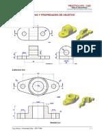 Practica Nº5 - Autocad 2d