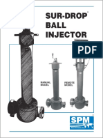 Weir SPM Ball Injector Specification Rev0