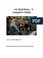 Sports Nutrition 1