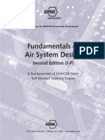 Fundamentals of Air System Design I-P, 2nd Ed.
