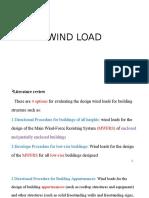 WIND-LOAD