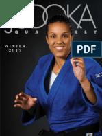 Judoka Quarterly - Winter 2017