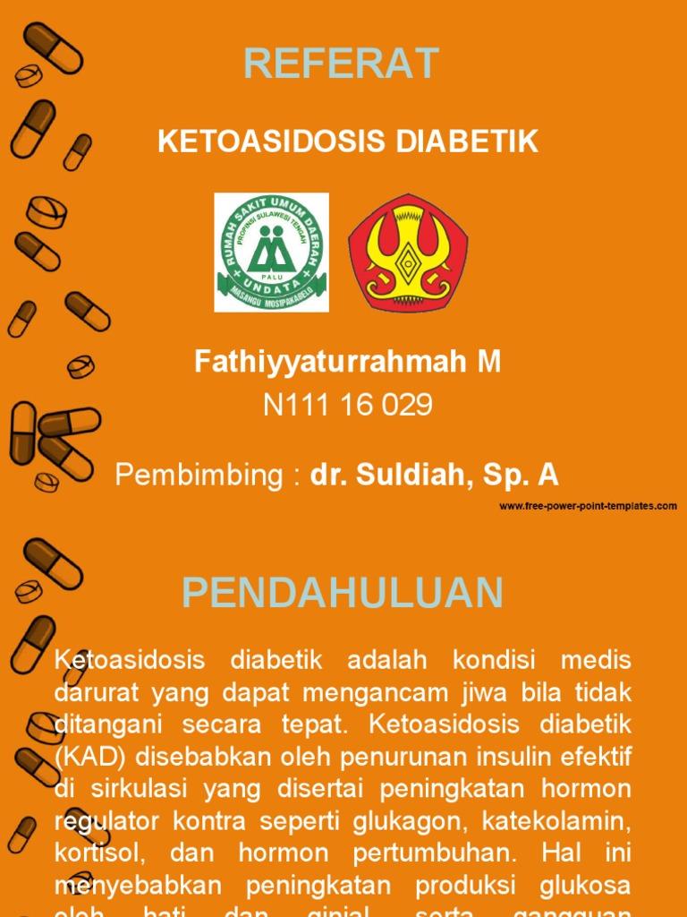 cetoasidosis diabetes adalah