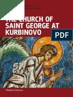 The Church of Saint George at Kurbinovo - Elizabeta Dimitrova