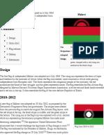 Flag of Malawi - Wikipedia, The Free Encyclopedia
