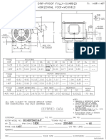 Motor 3 phase datasheet