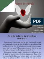 Iubirea in Proza (1)