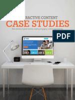 Nine Interactive Content Case Studies