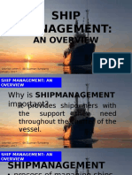Ship Management 1