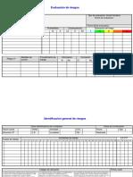 Formato de Evaluación de Riesgos