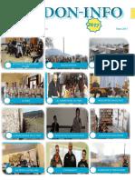 le PDF de mars des actualités de l'association Verdon info