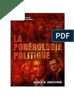 Andrew M. Lobaczewski - La Ponérologie Politique