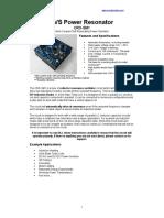 ZVC Power Resonator
