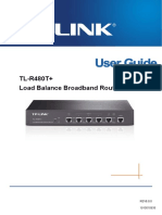 TL-R480T+ User Guide