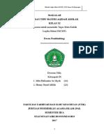 Materi and Desain Pembelajaran Aqidah Ak