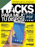 Hacks Para Mejorar Tu Dispositivo (Android Magazine) - Octubre 2016