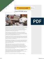 Presiden Janji Teken PP KEK Arun - Halaman 2 - Serambi Indonesia