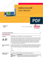 Leica Mojo3D UserManual En