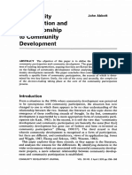 Community participation and its relashioship to community development.pdf