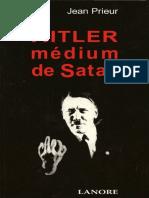 Hitler, Medium de Satan - Jean Prieur EPub