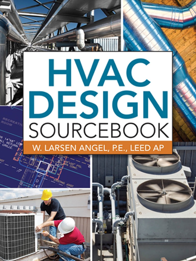 Hvac Design Sourcebook Air Conditioning Drawing Conventions