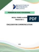 Module EFC Form 3 (Students)