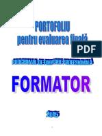 Portofoliu Curs Formator