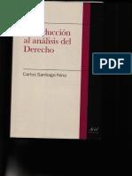 El Contexto Del Derecho de Carlos Santiago Nino