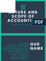 Nature and Scope of Accounting (Powerpoint)