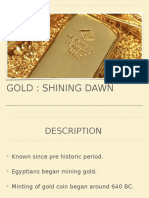 Commodity  - GOLD